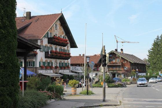 Hotel Karwendelblick Kochel Am See