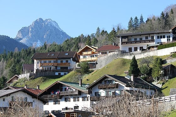 Hotel Pension Wallgau