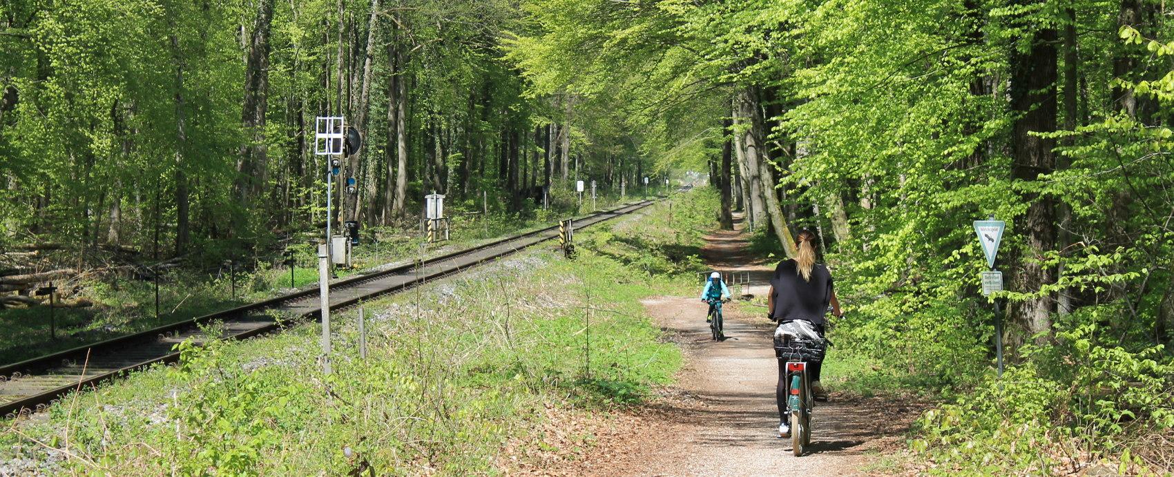 Radtouren Oberbayern