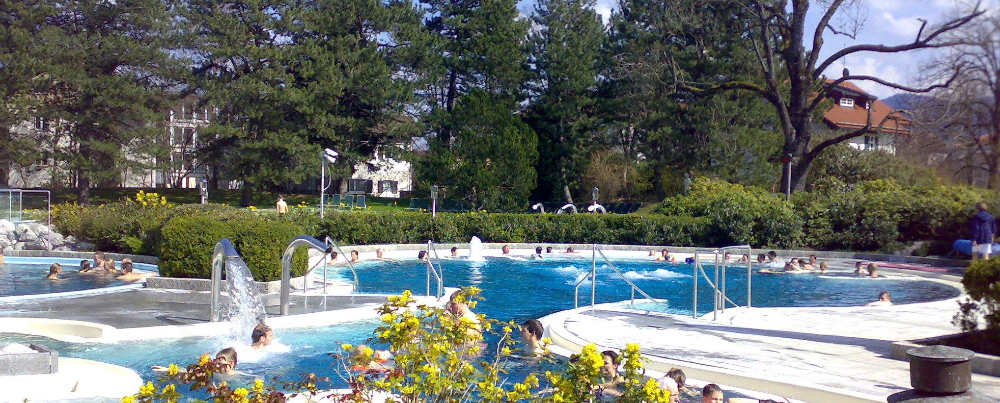 Schwimmbäder in Oberbayern