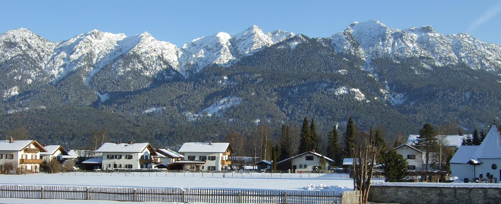 Hotel Pension Wallgau